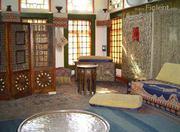 Бахчисарайский дворец, интерьеры