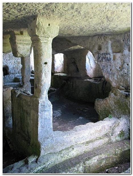 Пещерная церковь, Тепе-Кермен