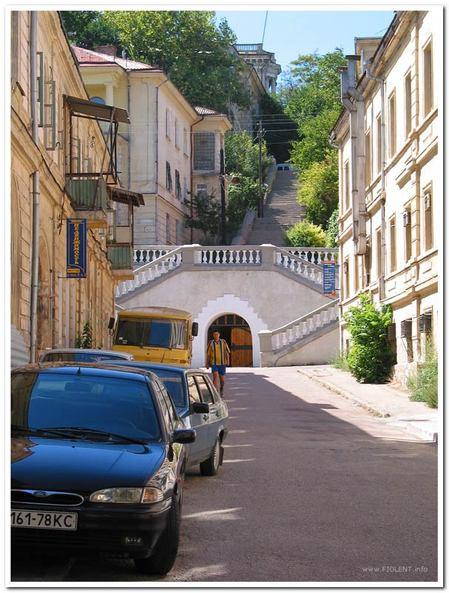 Улицы Севастополя