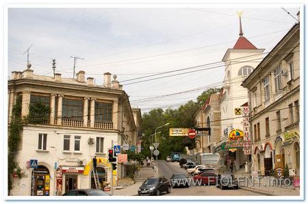 Севастополь, Большая Морская улица